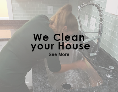 We Clean your House over