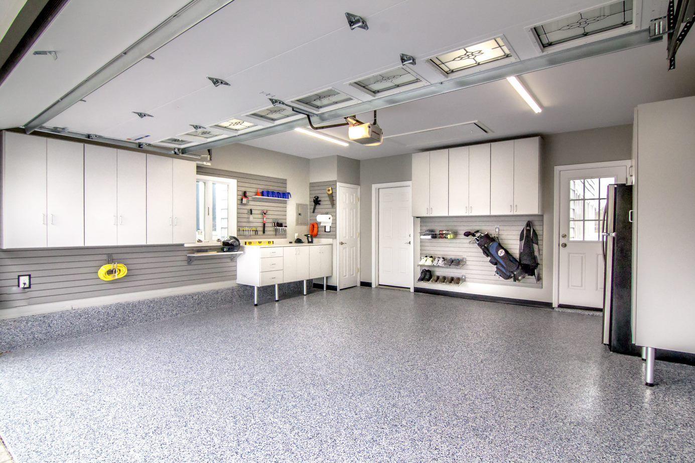 garage remodelling